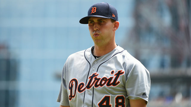 Tigers finish road trip with 7-4 loss to Braves