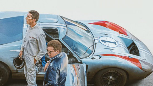 Watch first trailer for Christian Bale, Matt Damon movie 'Ford v. Ferrari'