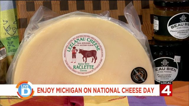 Tomorrow is National Cheese Day, and we have the hookup