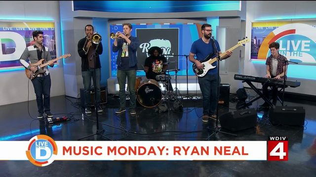 Local artist Ryan Neal shares what's up his sleeve for Music Monday