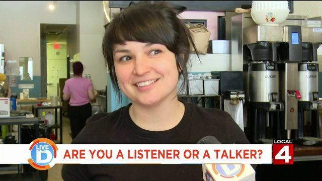 Talkin' with Tati: Are you a listener or a talker?