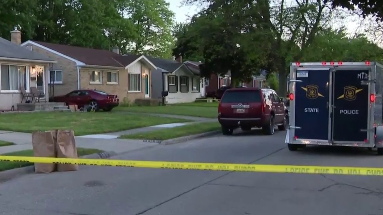 Off duty detroit police officer killed in shooting at - Garden city michigan police department ...