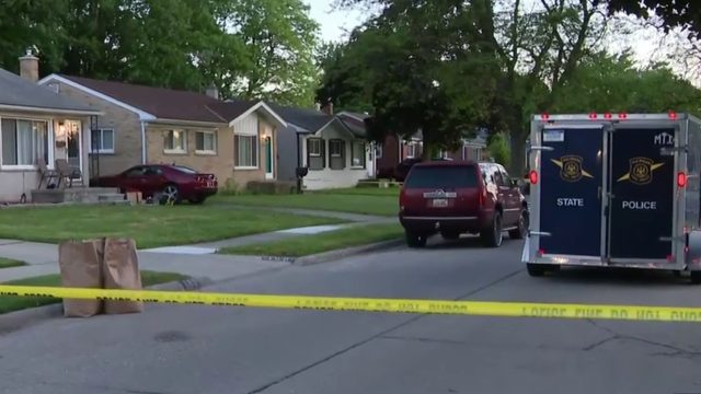 Off-duty Detroit police officer killed in shooting at Garden City home