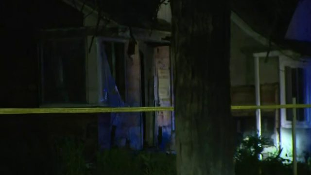 Woman found burned to death behind house in Detroit