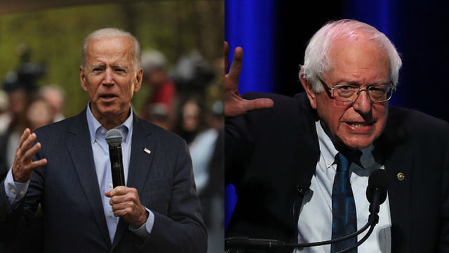 New poll shows Biden, Sanders leading Democratic pack in Michigan ahead…