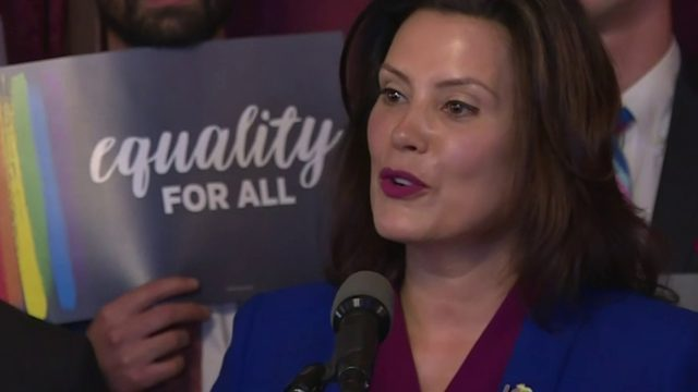 Gov. Whitmer introduces bills to expand anti-discrimination protections…