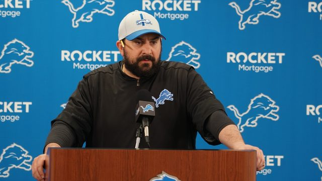Detroit Lions announce final roster cuts