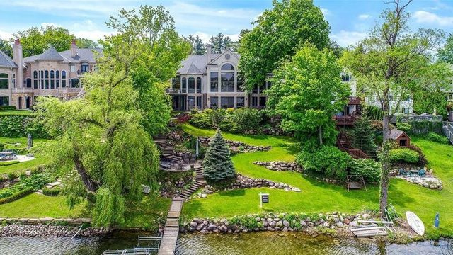 Lakefront Oakland County estate lists for nearly $2.3 million