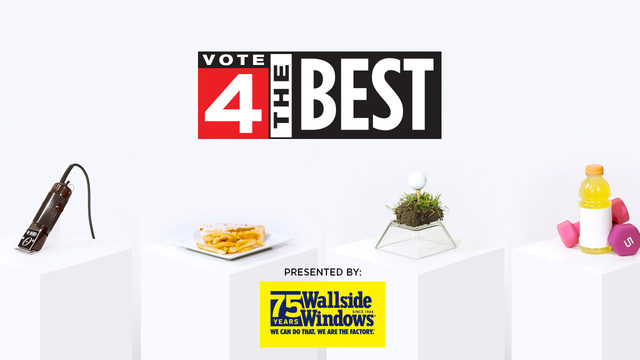 What you need to know about Vote 4 the Best 2019