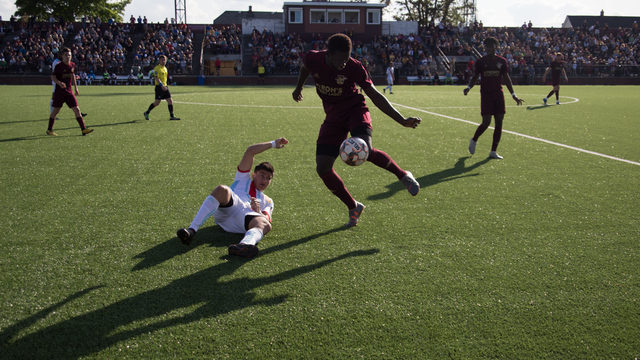 PHOTOS: Detroit City FC picks up 3 goals during first home win of 2019 season