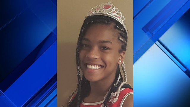14-year-old Detroit girl missing after telling mom she was going to park