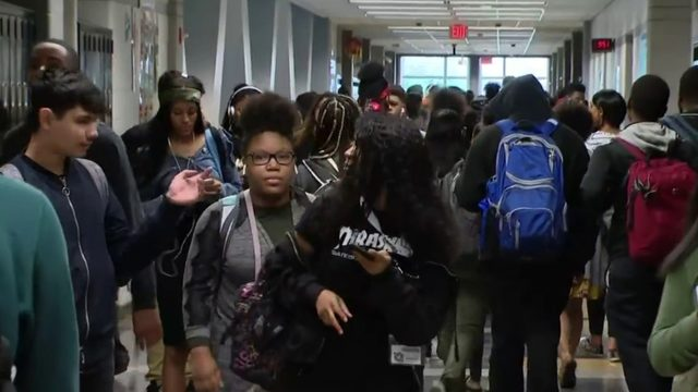 Cass Tech students overcome odds to graduate