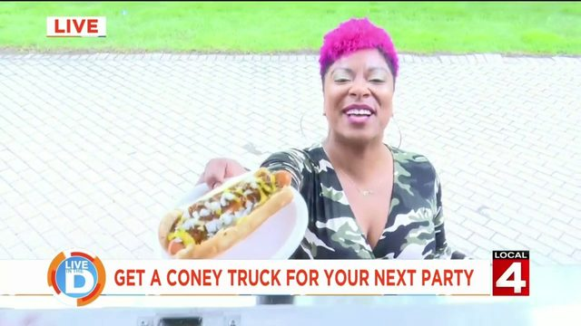 Have National Coney Island food truck at your next event