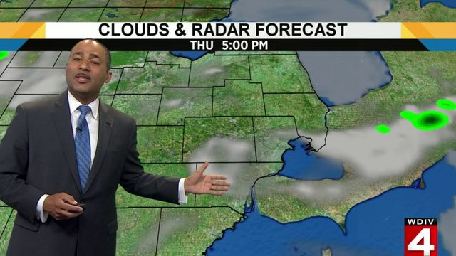 Metro Detroit weather: Sunshine with highs in the mid 70s