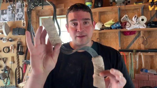 Watch: Meet Michigan steel bending champion, Don Cummings