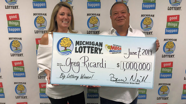 Michigan Lottery: Macomb County man claims $1M Mega Millions prize
