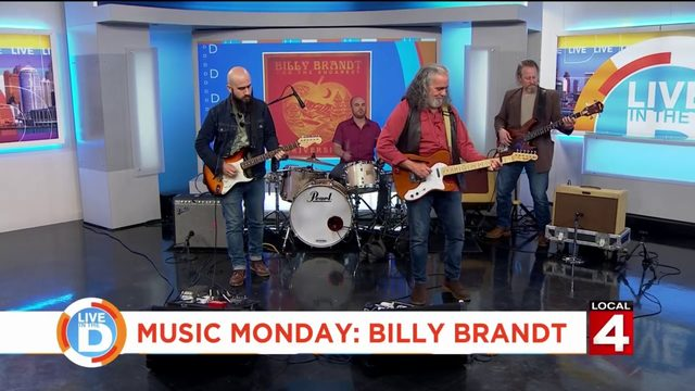 Music Monday: Billy Brandt and the Sugarees