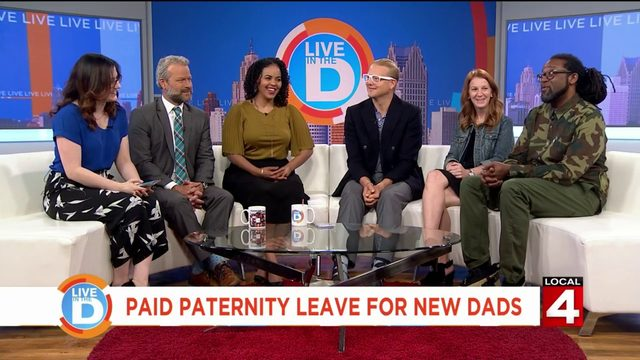 Should new dads get paid paternity leave?