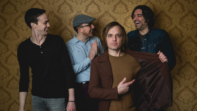 Classic rock gets a new sound with The Scrappers' debut album