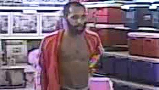 Police seek assistance in identifying larceny suspect