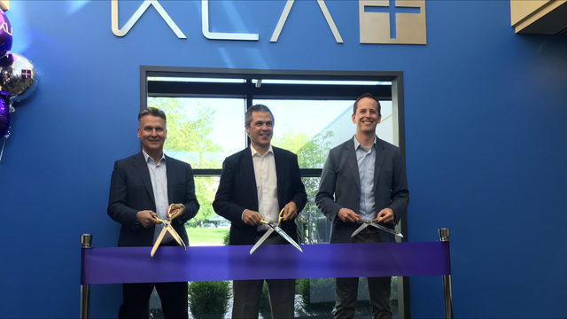 KLA celebrates grand opening of new R&D facility in Ann Arbor