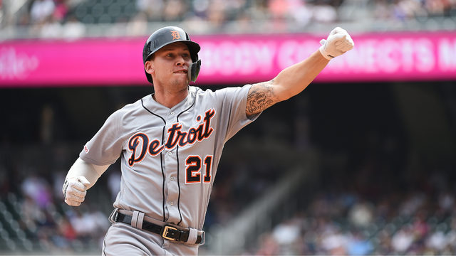 Is JaCoby Jones developing into part of Detroit Tigers' long-term future?
