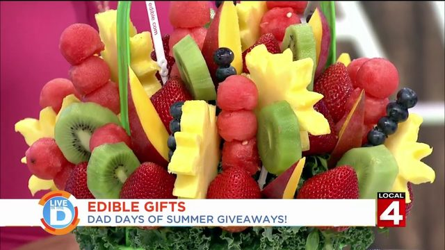 Kick off Live in the D's  Dad Days of Summer Giveaways with Edible