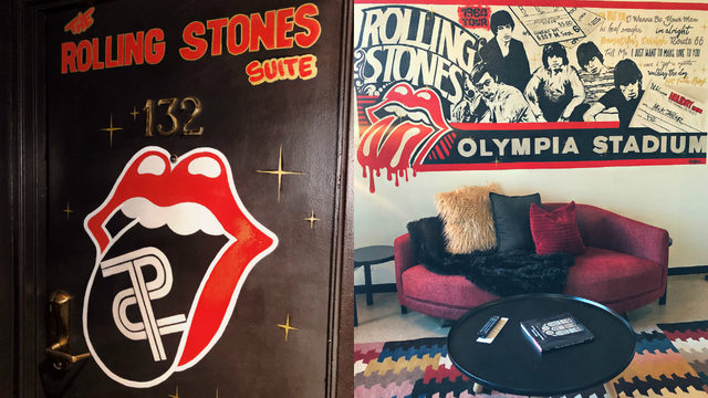 The Rolling Stones stayed at this Detroit hotel in 1964. Now you can…