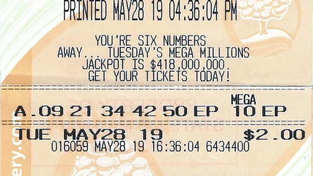 Michigan Lottery: Man wins $1M Mega Millions prize