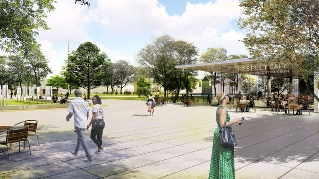 University of Michigan faculty win DIA Plaza/Midtown Cultural…