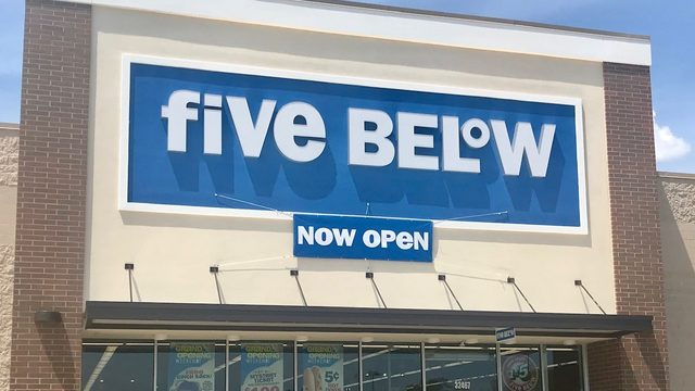 Five Below set to open Friday in Macomb Mall
