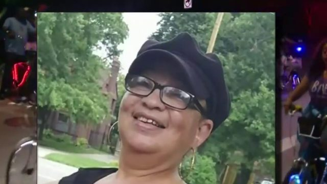 Vigil held to remember hit-and-run victim killed while riding bicycle in Detroit