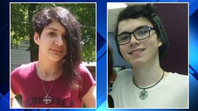 Ann Arbor police search for teenagers missing since leaving home…