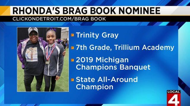 Rhonda's Brag Book: Trinity Gray