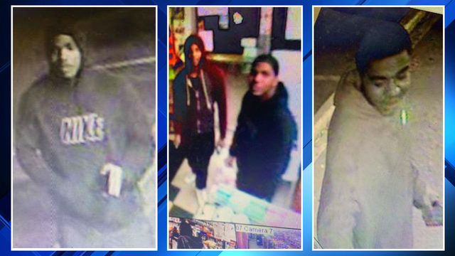 Men wanted for using stolen credit cards at Ypsilanti gas station, police say