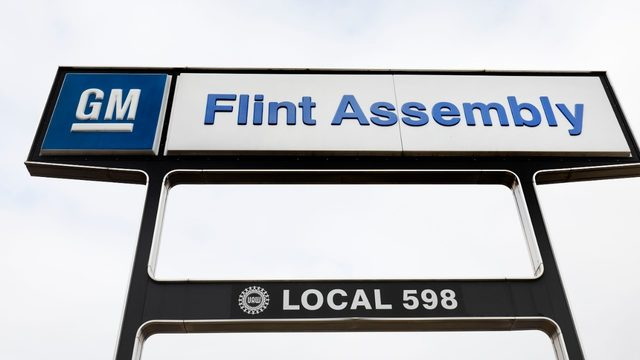 WATCH LIVE: GM expected to announce $150 million investment at Flint plant