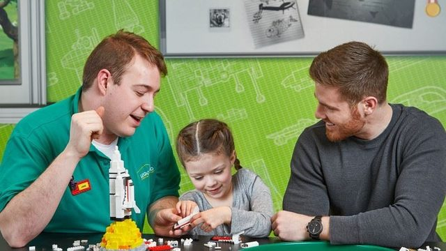 Legoland in Auburn Hills is looking to hire people to play all day