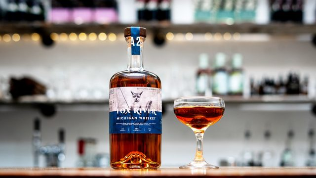 Ann Arbor Distilling Co. releases new Fox River Michigan Whiskey Friday