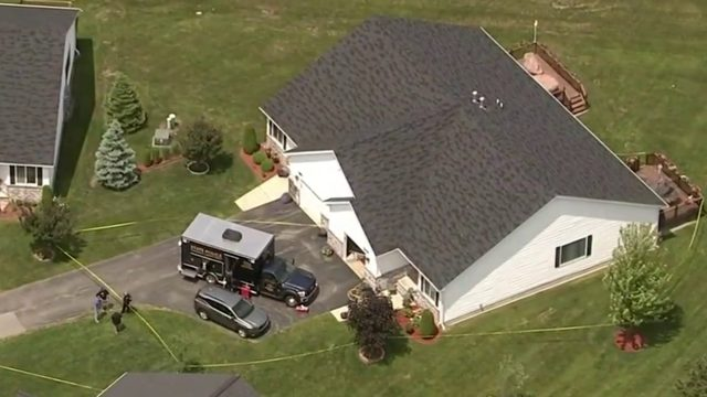 40-year-old man in custody as police investigate murder in Marysville