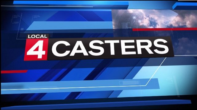 Metro Detroit weather: Scattered rain and thundershowers