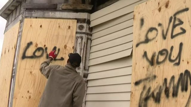 Residents want city-owned home connected to Detroit serial killer case…