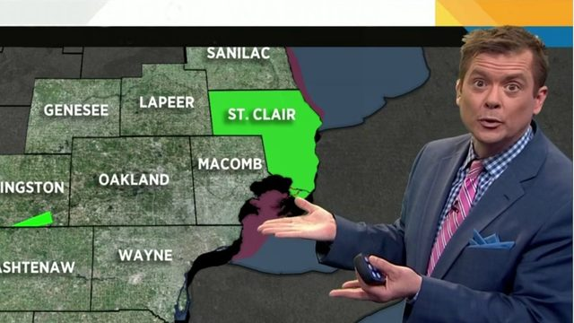 Metro Detroit weather: Tracking showers for the weekend