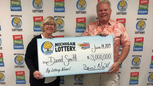 Michigan Lottery: Farmington Hills man claims $3M Mega Millions prize