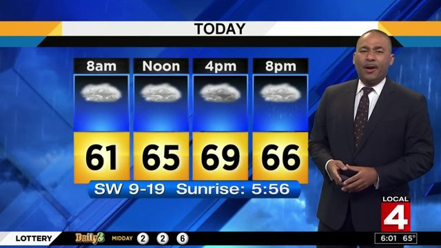 Metro Detroit weather forecast: Wet Father's Day weekend