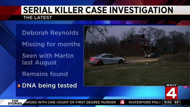 Vigil to be held Saturday night for victim of Detroit serial killer