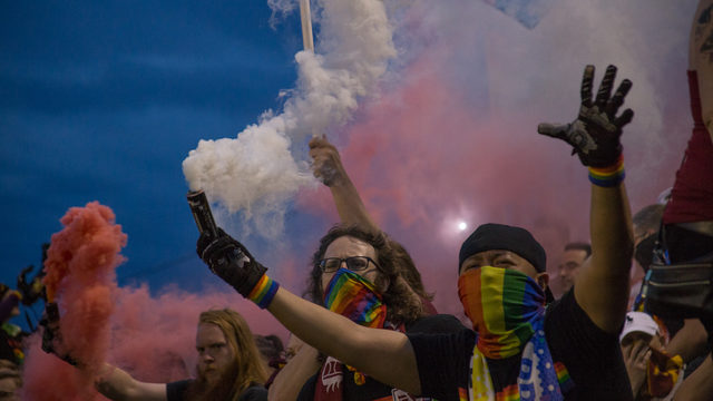 PHOTOS: Detroit City FC defeats Michigan Stars 2-0 at Keyworth Stadium