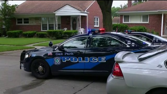 89-year-old Oak Park woman helps police apprehend murder suspect