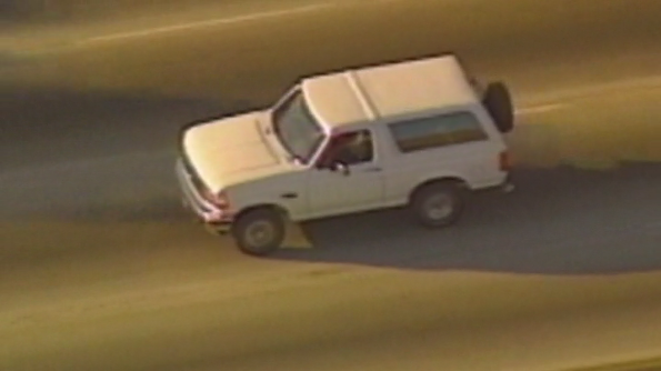 25 years since the infamous O.J. Simpson police chase