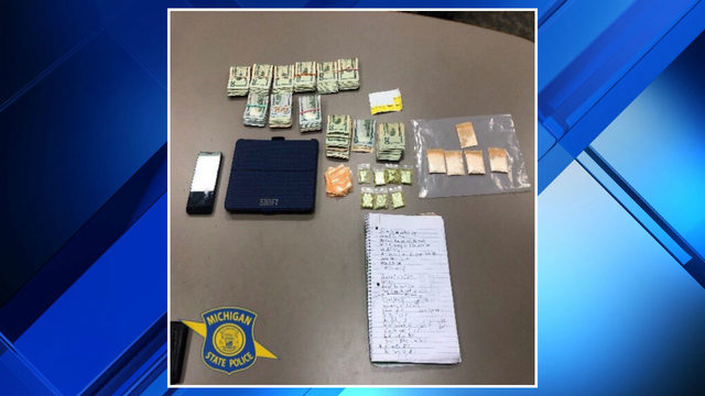 Troopers find 28 grams of ketamine, 49 ecstasy pills during traffic stop…