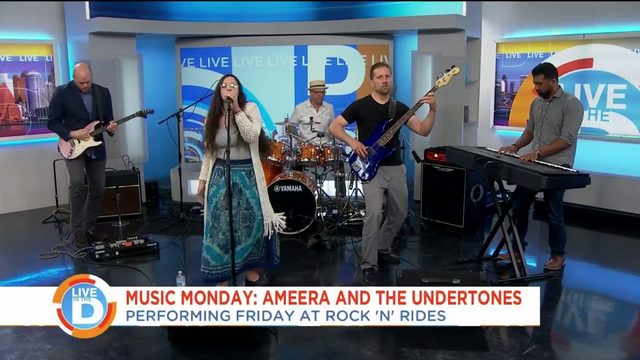 Music Monday: Ameera and The Undertones